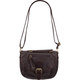 Washed Top Handle Crossbody Bag