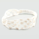 FULL TILT Daisy Mesh Stretch Headband