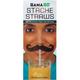 GAMA GO Stache Straws