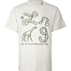 LRG Leaf And Vine Letter Mens T-Shirt