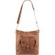 T-SHIRT & JEANS Large Hobo Handbag