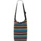 Ethnic Stripe Crossbody Bag