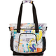 HURLEY Graffiti Laptop Tote