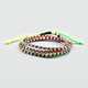 FULL TILT 3 Row Friendship Bracelets