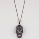 FULL TILT Skull Necklace