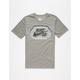 NIKE SB Dri-FIT Marble Icon Mens T-Shirt