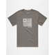 NIXON Staph Mens T-Shirt