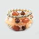 FULL TILT 5 Piece Marble Bead Bracelets