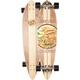 SANTA CRUZ Cali Pintail Cruzer Longboard