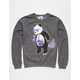 RIOT SOCIETY Panda Bubbles Mens Sweatshirt