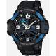 G-SHOCK GA1000-2B Black/Blue Watch