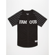 FAMOUS STARS & STRAPS Chainlink Mens Baseball Jersey