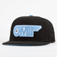 OMIT Flyby New Era Mens Snapback Hat