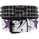 Star Print Pyramid Boys Belt