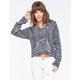 BILLABONG Baja Crop Womens Poncho Sweater