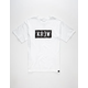 KR3W Rose Locker Mens T-Shirt
