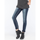 ALMOST FAMOUS Premium Clean Womens Skinny Jeans