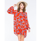 BILLABONG Heart Strayed Dress