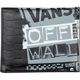 VANS Stenciled Check Wallet
