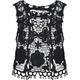 FULL TILT Crochet Girls Vest