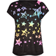 FULL TILT Star Print Girls Tee