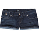YMI Front Flap Pocket Womens Denim Shorts