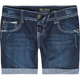 ZCO Destructed Womens Denim Shorts