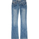 YMI Iconic Silhouette Womens Bootcut Jeans