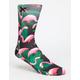 ODD SOX Flamingos Mens Tube Socks