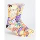 ODD SOX Emoji 3D Mens Tube Socks