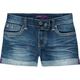 VIGOSS Skull Girls Denim Shorts