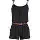 FULL TILT Belted Womens Romper