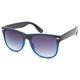 BLUE CROWN Gradient Sunglasses