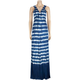 FULL TILT Tie Dye Maxi Dress