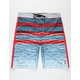 HURLEY Phantom Ripple Mens Boardshorts