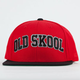 VANS Old Skool Starter Mens Snapback Hat
