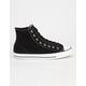 CONVERSE CONS CTAS Pro Suede High Black Mens Shoes