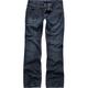 VIGOSS Button Cord Womens Jeans