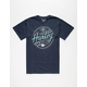 HURLEY Long Daze Mens T-Shirt