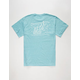 LOST Mermlyfe Mens T-Shirt