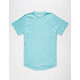 LOST Mister Mens Pocket Tee