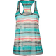FULL TILT Watercolor Stripe Womens Tank