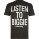 MIGHTY HEALTHY Listen to Biggie Mens T-Shirt
