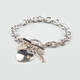 FULL TILT Heart Toggle Bracelet