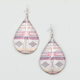 FULL TILT Tribal Dreamcatcher Drop Earrings