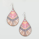 FULL TILT Dreamcatcher Drop Earrings