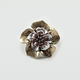 FULL TILT 3 Color Flower Ring