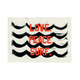 BILLABONG Love Peace Surf Stickert