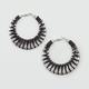 FULL TILT Dreamcatcher Hoop Earrings