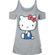 VANS x Hello Kitty Misfit Womens Cold Shoulder Tee